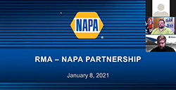 january trade webinar about the auto parts program